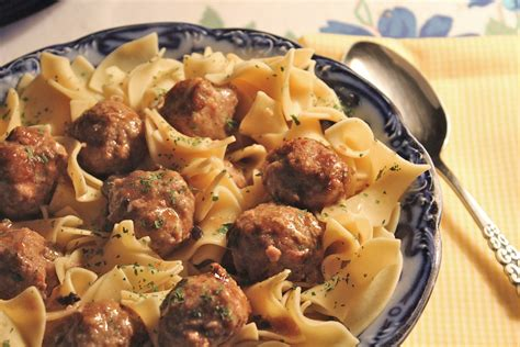 whole grain egg noodles not my s meatballs delicious on a dollar