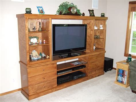 entertainment center with dvd drawers anthony s miscellaneous woodworking projects
