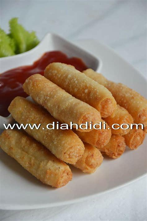 diah didi s kitchen resep kulit lumpia mudah diah didi s kitchen pangsit udang gulung indo foods