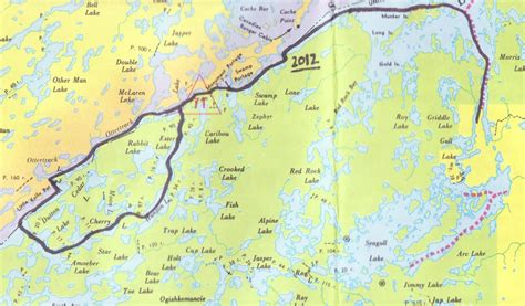 boundary waters map bwca canoe county maps and canoe routes boundary waters forum bwcaw qpp history