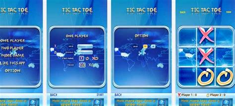 tic tac toe classic 187 android 365 free android
