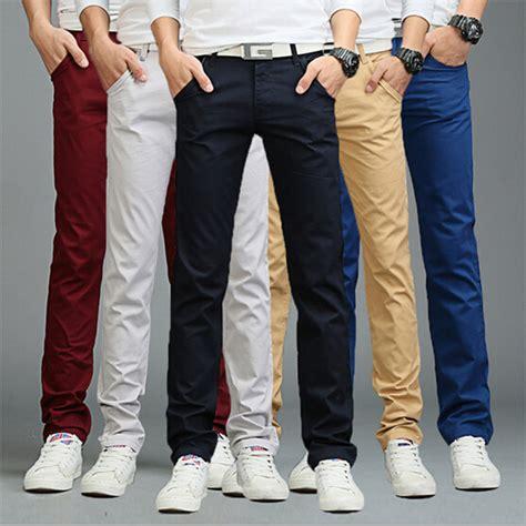 New Celana Cargo Panjang Hitam Slim Fitt 28 Army Biru Boyfriend Biru celana chinos panjang pria size 28 black jakartanotebook