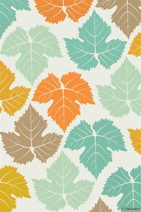 autumn pattern tumblr pinterest the world s catalog of ideas
