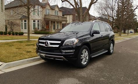 Mercedes Gl450 Review by 2013 Mercedes Gl450 4matic Review Car Reviews