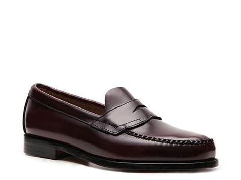 dsw mens slippers g h bass co logan loafer dsw
