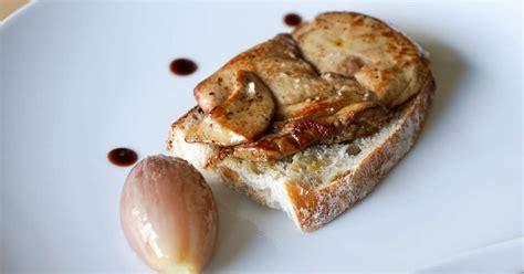 cuisiner le foie gras frais foie gras frais de canard 224 la plancha recette du foie
