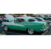 1955 Oldsmobile Sideview  Sedan Classic
