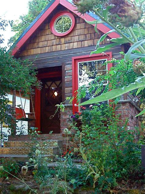 Portland Cottages by Welcome To The Cottages Of Albina Portland Garden