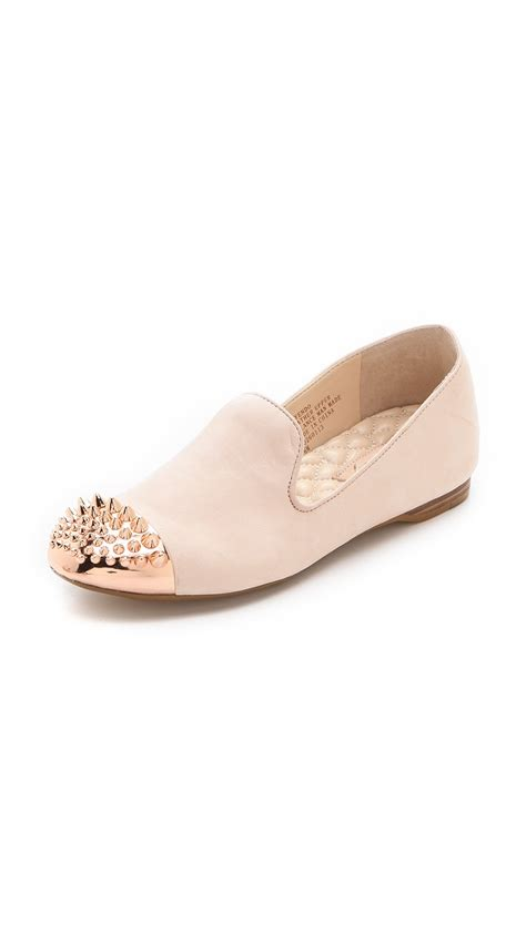 studded loafers brainy mademoiselle studded loafer
