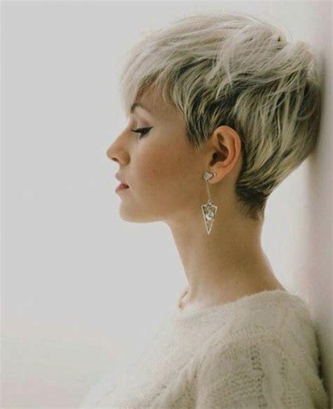 46 besten haare bilder auf frisuren kurzes awesome frisuren modische kurzhaarfrisuren blond 2018 die