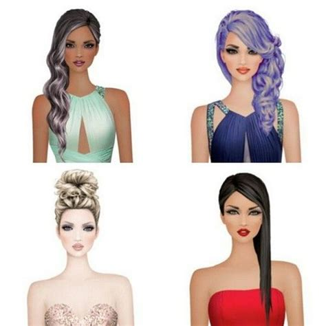 covet fashion unlock all hair this just in new hair and makeup unlocked at 2 1m