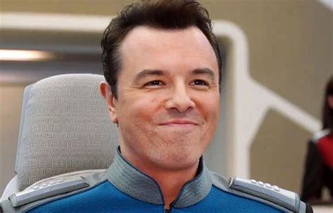 seth macfarlane the orville will occupy the space star