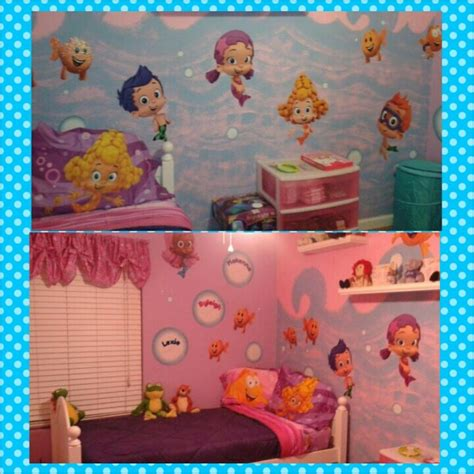 bubble guppies bedroom bubble guppies bedroom from the worlds best grammy