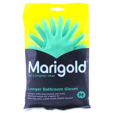 marigold bathroom gloves marigold longer bathroom gloves choice of sizes one