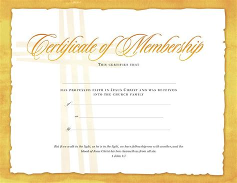 membership certificate templates microsoft word certificate templates free