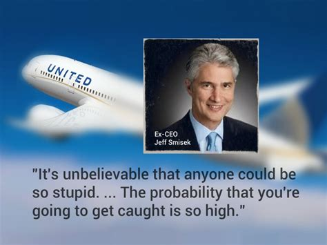 united airlines reviewing hubs management structure ceo why the stupid united airlines ceo lost his job des