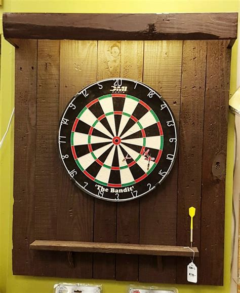 lighted dartboard backboard royal billiard recreation