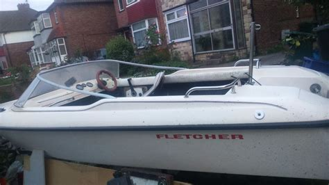 speed boats for sale london fletcher arrow sport 150 project ski boat speed boat