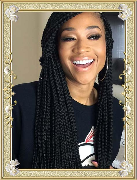 Braids Hairstyles For Black 60 by 60 Delectable Box Braids Hairstyles For Black