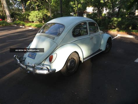 volkswagen coupe classic classic vw beetle bug bahama blue coupe 1966 classic