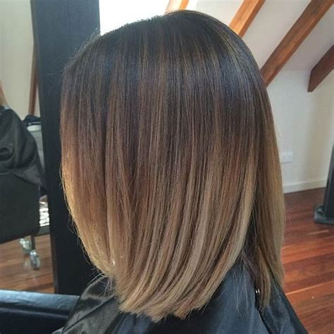 blunt end bob with subtle layers 51 trendy bob haircuts to inspire your next cut subtle