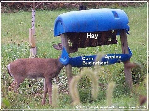 nudge deer feeder plans deer feeder plans hunting pinterest deer feeder