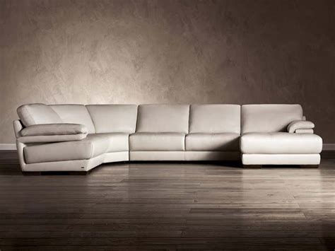 Natuzzi Leather Sectional Sofa Selecting A Natuzzi Leather Sectional Elliott Spour House
