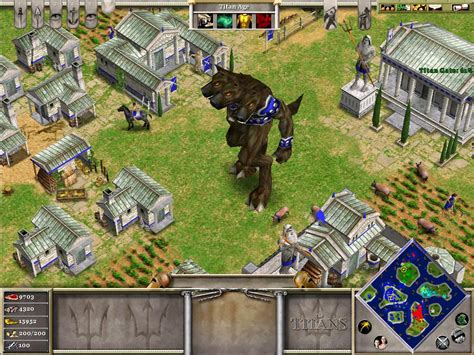 Age Of age of mythology the free