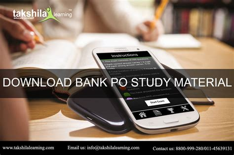 study material for bank po study material for ibps takshila learning