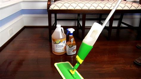 Zep Commercial Hardwood Laminate Floor Cleaner 17812810815