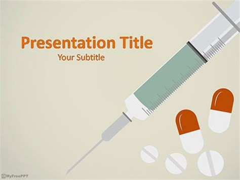Medicine Powerpoint Template Medical Template Free Health Powerpoint Templates