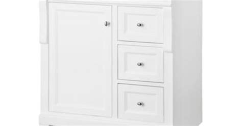 home depot bathroom vanities 30 inch foremost international naples white 30 inch vanity