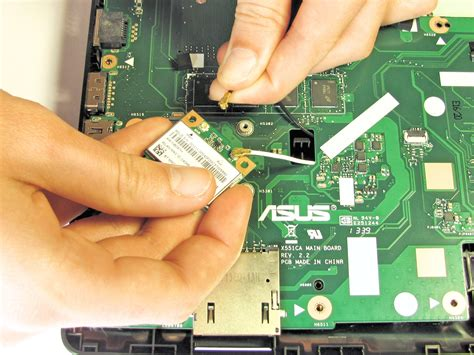 Wifi Card Laptop Asus asus x551ca wifi card replacement ifixit