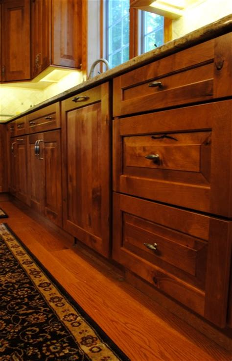Rustic Birch Kitchen Cabinets | rustic birch kitchen rustic kitchen cabinetry