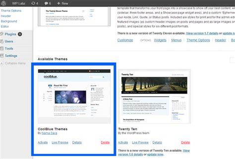 membuat template wordpress online cara membuat template wordpress bagian 1 persiapan