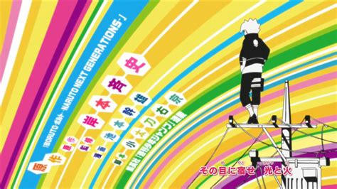 boruto opening anime craft weekly 37 spring 2017 opening festival part