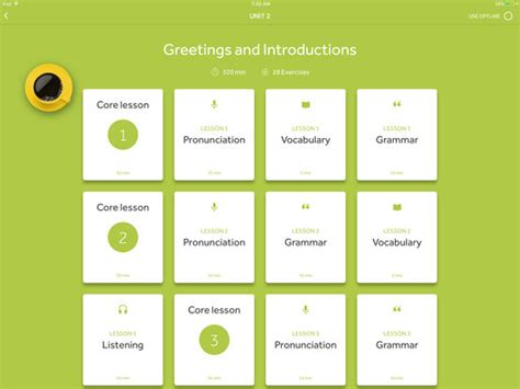 rosetta stone cantonese learn languages rosetta stone screenshot