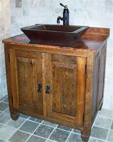 rustic bathroom vanities and sinks 17 best ideas about wooden bathroom vanity on
