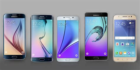 samsung smartphone top 10 samsung smartphone you can buy in india today 2016