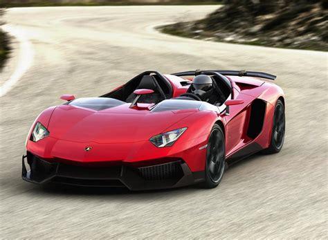 Lamborghini Aventador Prototype Lamborghini Aventador J Concept Unveiled Performancedrive