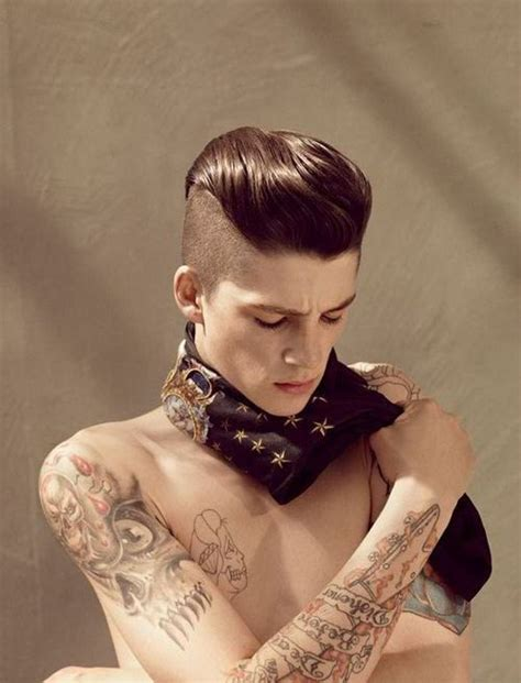 queer haircuts chicago 126 best images about androgynous modeling dapperq queer