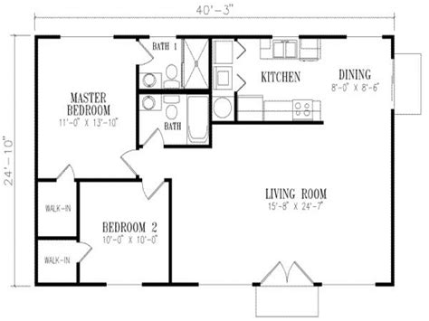 1000 Square Foot House Plans 1 Bedroom 800 Square Foot 1 800 Sf Home Plans