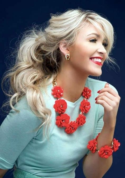blonde hairstyles winter 2015 100 amazing winter hairstyles to try in 2015