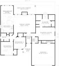 Open Floor Plan House Plans One Story Single Story Open Floor Plans Memes