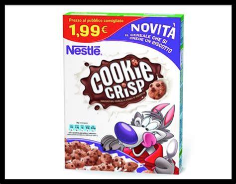 alimenti con poco sodio cookie crisp i nuovi cereali nestl 233 poco sodio ma troppo