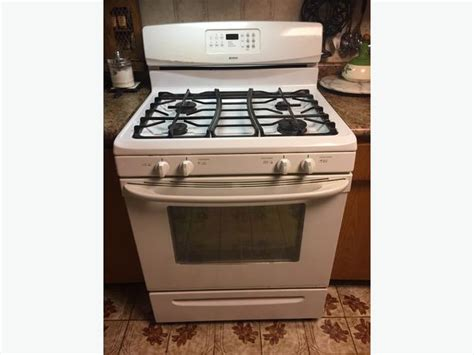Gas Stoves For Sale White Gas Stove For Sale Scarborough Toronto