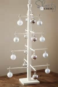 10 diy wooden ornament tree shanty 2 chic