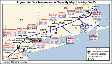 gas transmission map algonquin incremental market project gets ferc green light