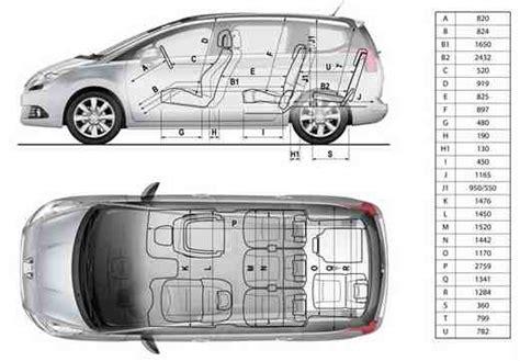 S Max Interior Dimensions by Ford S Max Interior Dimensions Fhoto