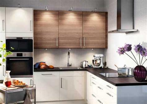 modern small kitchen design ideas 2015 cocinas peque 241 as en forma de quot l quot